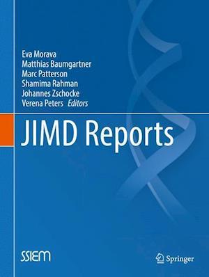 JIMD Reports af Eva Morava