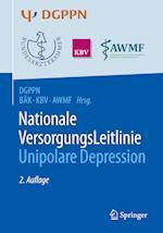 S3-Leitlinie/Nationale Versorgungsleitlinie Unipolare Depression (Interdisziplinare S3 Praxisleitlinien)