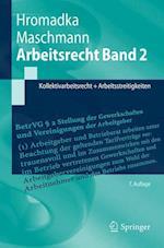 Arbeitsrecht Band 2 (Springer-lehrbuch)
