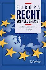 Europarecht - Schnell Erfasst (Recht - Schnell Erfasst)