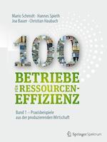 100 Betriebe Fur Ressourceneffizienz - Band 1