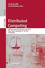 Distributed Computing (Lecture Notes in Computer Science, nr. 9888)