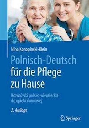 Bog, paperback Polnisch-Deutsch Fur Die Pflege Zu Hause af Nina Konopnski-Klein