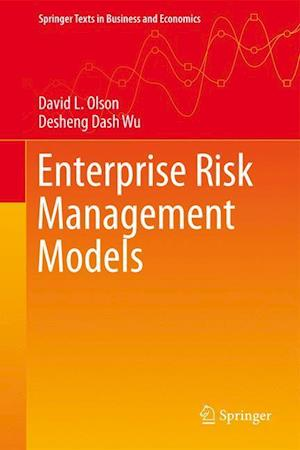Bog, hardback Enterprise Risk Management Models af David L. Olson