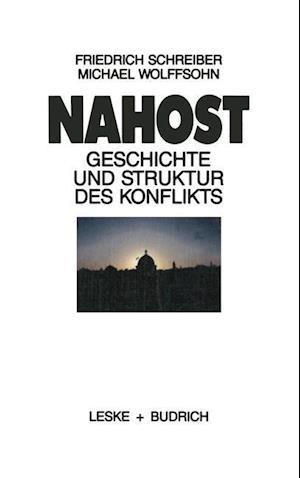 Nahost af Friedrich Schreiber