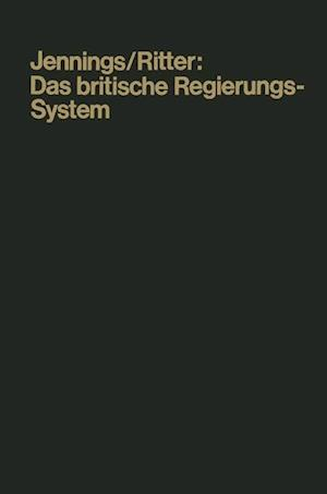 Das Britische Regierungssystem af Ivor W. Jennings, Ivor W. Jennings