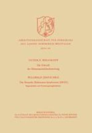 Die Zukunft Der Elementarteilchenforschung. Das Deutsche Elektronen-Synchrotron (Desy) Eigenschaften Und Forschungsmoglichkeiten af Victor Frederick Weisskopf, Victor Frederick Weisskopf