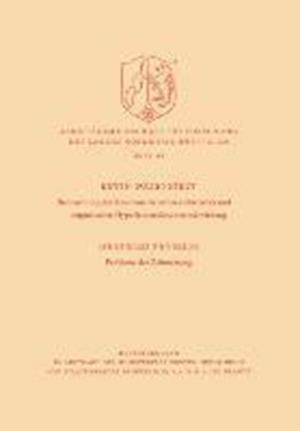 Beobachtung Der Resonanz Zwischen Elektrischer Und Magnetischer Hyperfeinstrukturwechselwirkung. Probleme Der Zeitmessung af Siegfried Bodenstedt