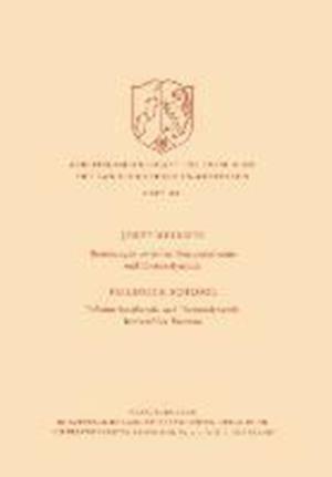 Beziehungen Zwischen Netzwerktheorie Und Thermodynamik / Informationstheorie Und Thermodynamik Irreversibler Prozesse af Josef Meixner