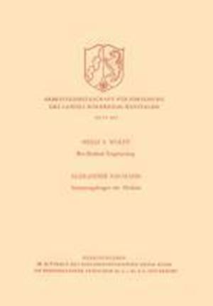 Bio-Medical Engineering. Stromungsfragen Der Medizin af Heinz Siegfried Wolff, Heinz Siegfried Wolff