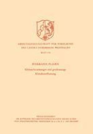 Klimaschwankungen Und Grossraumige Klimabeeinflussung af Hermann Flohn