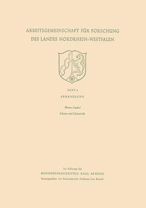 Lihyan Und Lihyanisch af Werner Caskel