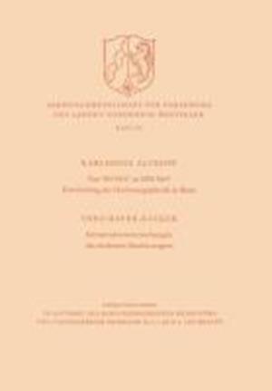 Von 500 Mev Zu 2500 Mev Entwicklung Der Hochenergiephysik in Bonn. Kernstrukturuntersuchungen Mit Modernen Beschleunigern af Karlheinz Althoff