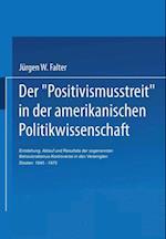 Der Positivismusstreit in Der Amerikanischen Politikwissenschaft af Jurgen Falter