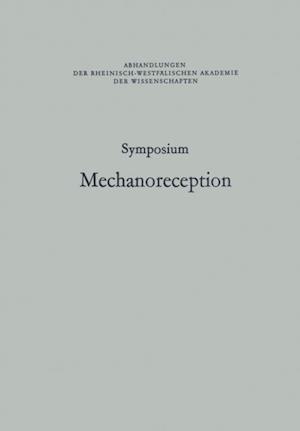 Symposium Mechanoreception af Johann Schwartzkopff