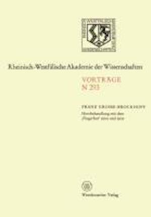 Herzbehandlung Mit Dem Fingerhut Einst Und Jetzt af Franz Grosse-Brockhoff