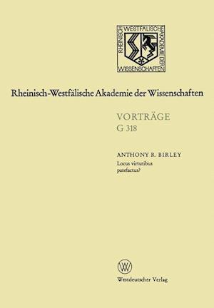 Locus Virtutibus Patefactus? Zum Beforderungssystem in Der Hohen Kaiserzeit af Anthony Richard Birley, Anthony Richard Birley