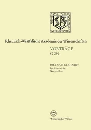 Die Zeit und das Wertproblem, dargestellt an den Ubersetzungen V.A. Zukovskijs af Dietrich Gerhardt