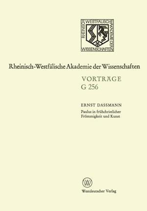 Paulus in Fruhchristlicher Frommigkeit und Kunst af Ernst Dassmann
