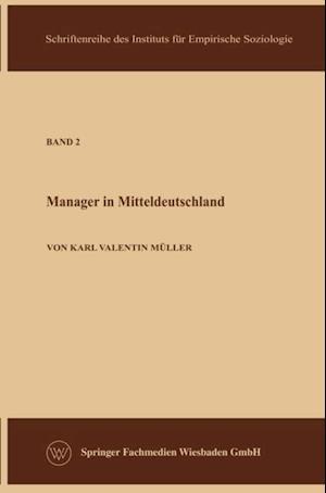 Die Manager in der Sowjetzone af Karl Valentin Muller