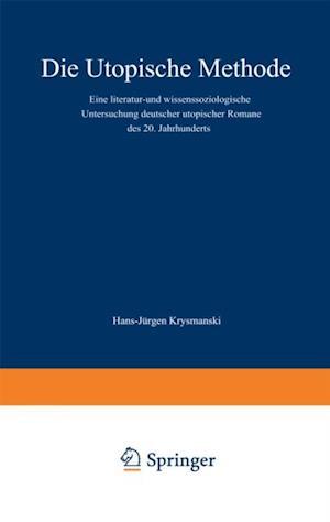 Die utopische Methode af Hans Jurgen Krysmanski
