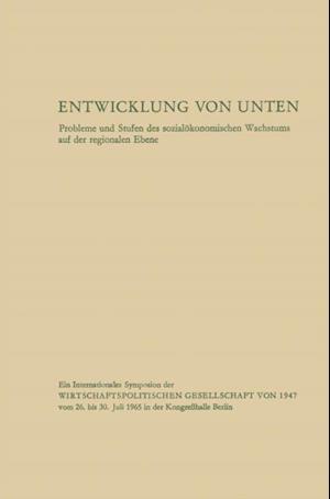 Entwicklung von unten af Franz Ansprenger, Ulrich Von Pufendorf, Christian Hofmann