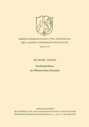Strukturprobleme der Okumenischen Konzilien af Hubert Jedin