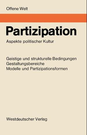 Partizipation af Helga Boss-Stenner, Ulrich Von Pufendorf, K. Friedrich Schade