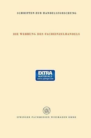 Die Werbung Des Facheinzelhandels af E. Sundhoff, Fritz Klein-Blenkers