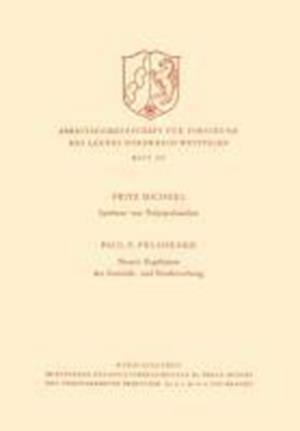 Synthese Von Polysacchariden. Neuere Ergebnisse Der Getreide- Und Brotforschung af Paul F. Micheel, Paul F. Micheel