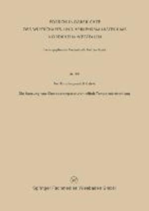 Die Messung Von Gewebetemperaturen Mittels Temperaturstrahlung af Johannes Juilfs