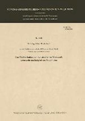 Das Fliessverhalten Von Kunststoffen Im Walzspalt, Untersucht Am Beispiel Von Polyathylen af Robert Rautenbach