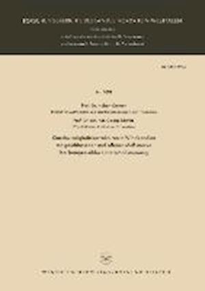 Geschwindigkeitskorrekturen in Windkanalen Mit Geschlossener Und Offener Messstrecke Bei Kompressibler Unterschallstromung af Hubert Cremer