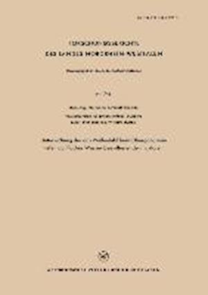 Untersuchung Der Das Wellenbild Beim Ubergang Vom Tiefen Auf Flaches Wasser Beeinflussenden Faktoren af Hermann Schmidt-Stiebitz