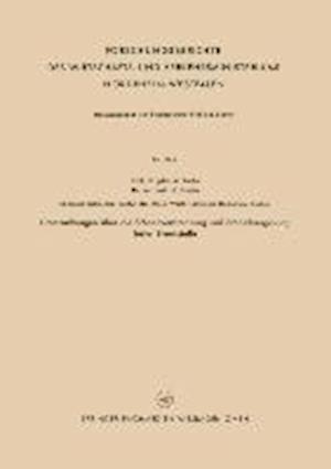 Untersuchungen Uber Die Schnellverbrennung Und Schnellvergasung Fester Brennstoffe af Walter Maximilian Fuchs, Walter Maximilian Fuchs