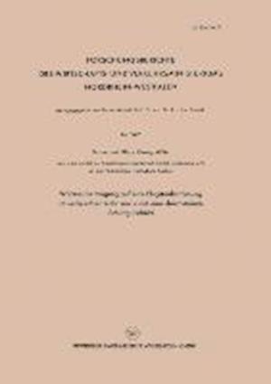 Warmeubertragung Auf Eine Flugstaubstromung Im Senkrechten Rohr Sowie Auf Eine Durchstromte Schuttgutschicht af Klaus Georg Muller, Klaus Georg Muller