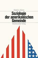 Soziologie Der Amerikanischen Gemeinde af Roland Leslie Warren, Roland Leslie Warren