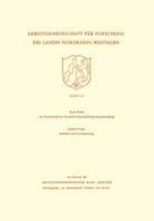 Zur Problematik Der Wirtschaftswissenschaftlichen Raumforschung / Stadtebau Und Landesplanung af Bruno Kuske