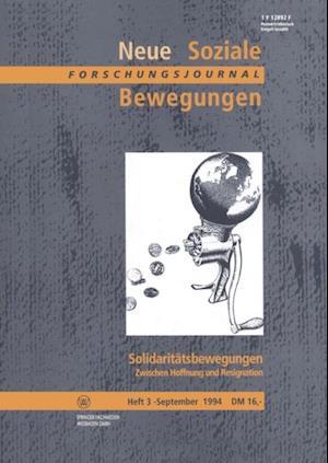 Solidaritatsbewegungen af Michael Windfuhr, Michael Bommes, Rolf Kreibich