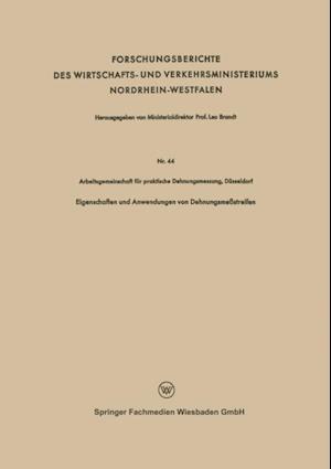Eigenschaften und Anwendungen von Dehnungsmestreifen af Siegen Meteor Apparatebau Paul Schmeck GmbH