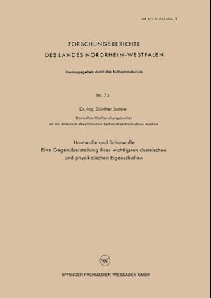 Hautwolle und Schurwolle af Gunther Satlow