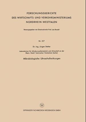 Mikrobiologische Ultraschallwirkungen af Jurgen Stelter