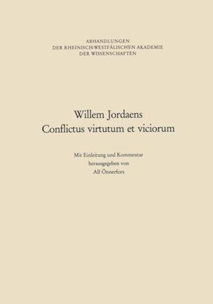 Willem Jordaens Conflictus virtutum et viciorum af Alf Onnerfors