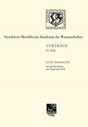 Antike Revisionen des Vergil und Ovid af Otto Zwierlein