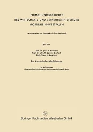 Zur Kenntnis der Alkalititanate af Alfred Neuhaus