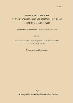 Progression und Regression af Gunter Schmolders