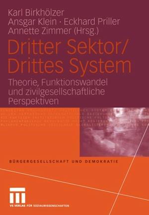 Dritter Sektor/Drittes System