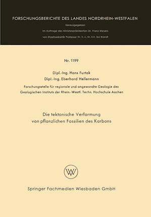 Die Taktonische Verformung Von Pflanzlichen Fossilien Des Karbons af Hans Furtak