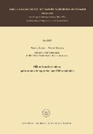 Hilberttransformation, Gebrochene Integration Und Differentiation af Paul L. Butzer, Paul L. Butzer, Walter Trebels