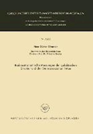 Radioastronomische Messungen Der Galaktischen Struktur Und Der Sternassoziation I Mon af Hans-Gunter Girnstein, Hans-Gunter Girnstein